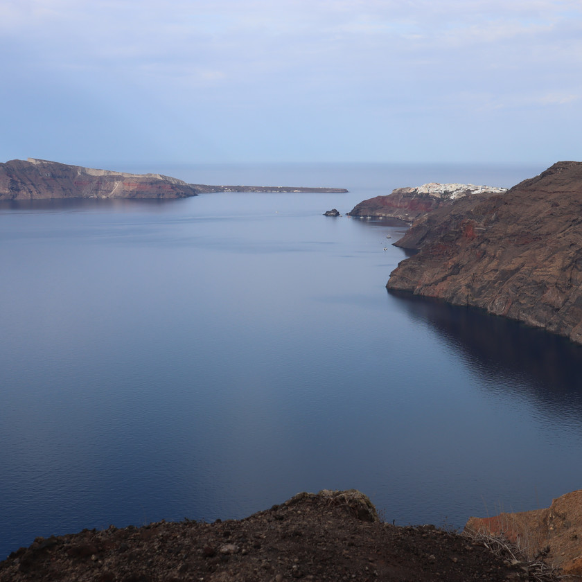 Caldera View Santorini Greece