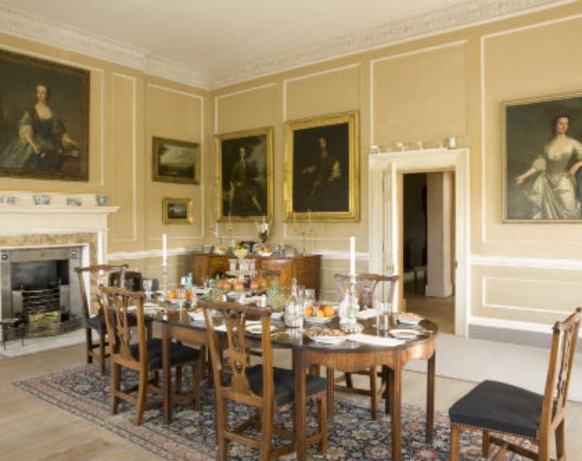 Dining Room at No. 1