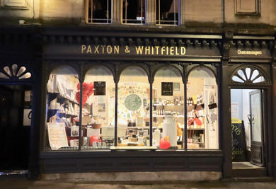 Paxton & Whitfield Cheese