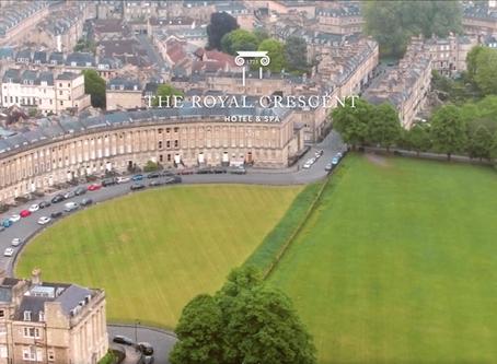 A Luxury Weekend Getaway in Bath, England