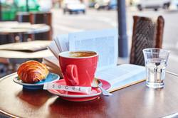 coffee shop life