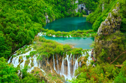 Lake Plitvice Croatia