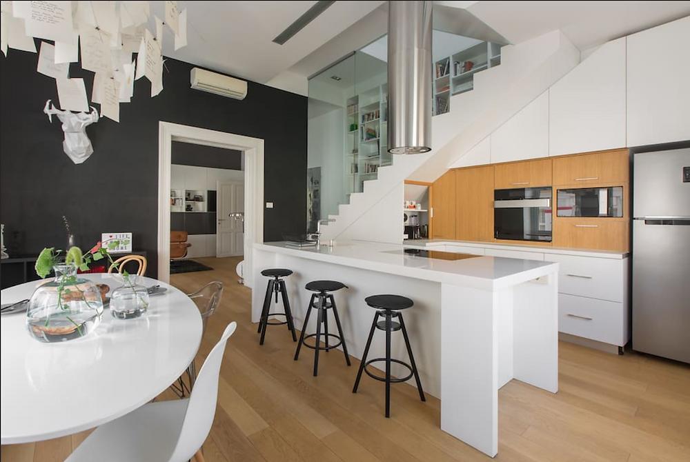 Zagreb Croatia City Center Design apartment