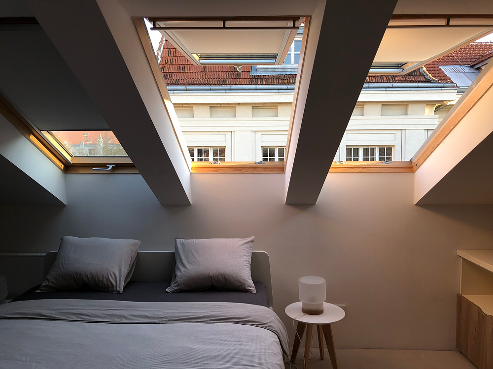 Zagreb Croatia City Center Design apartment from airbnb