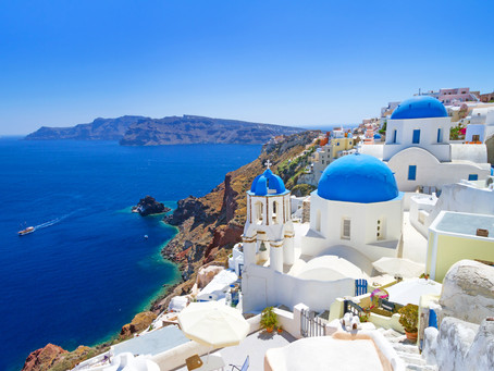Santorini Greece:  Travel Guide