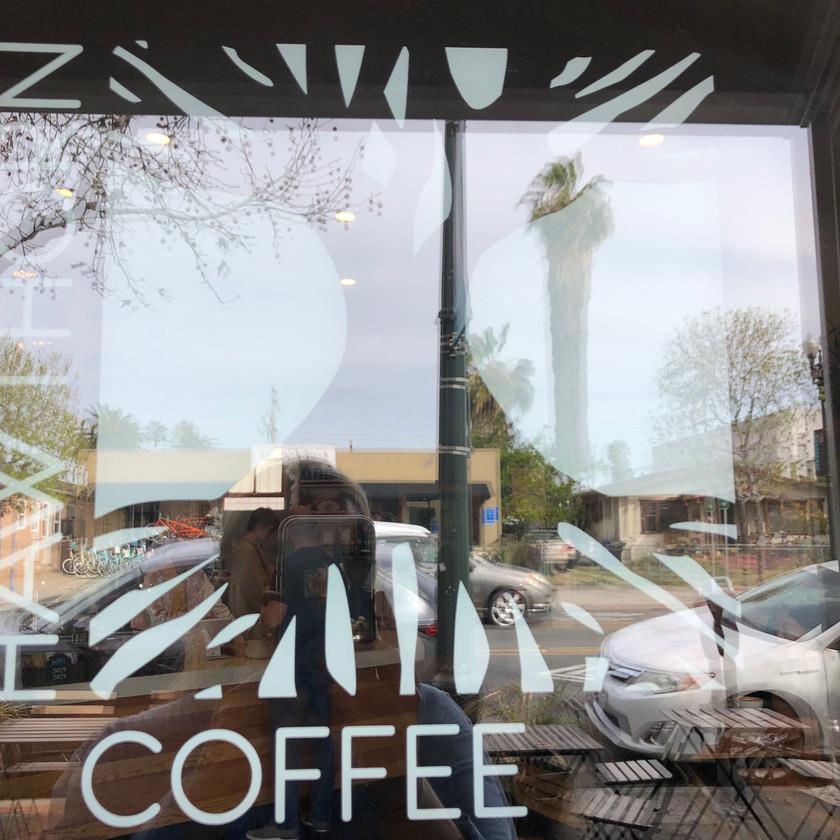 Hawthorn Coffee San Diego California
