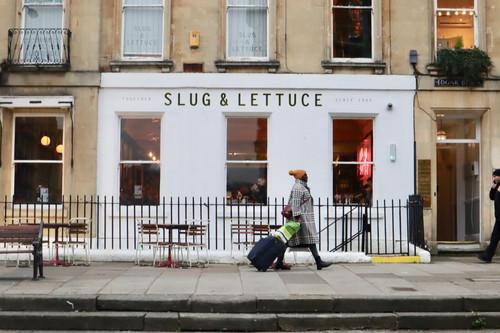 Slug and Lettuce eatery Bath