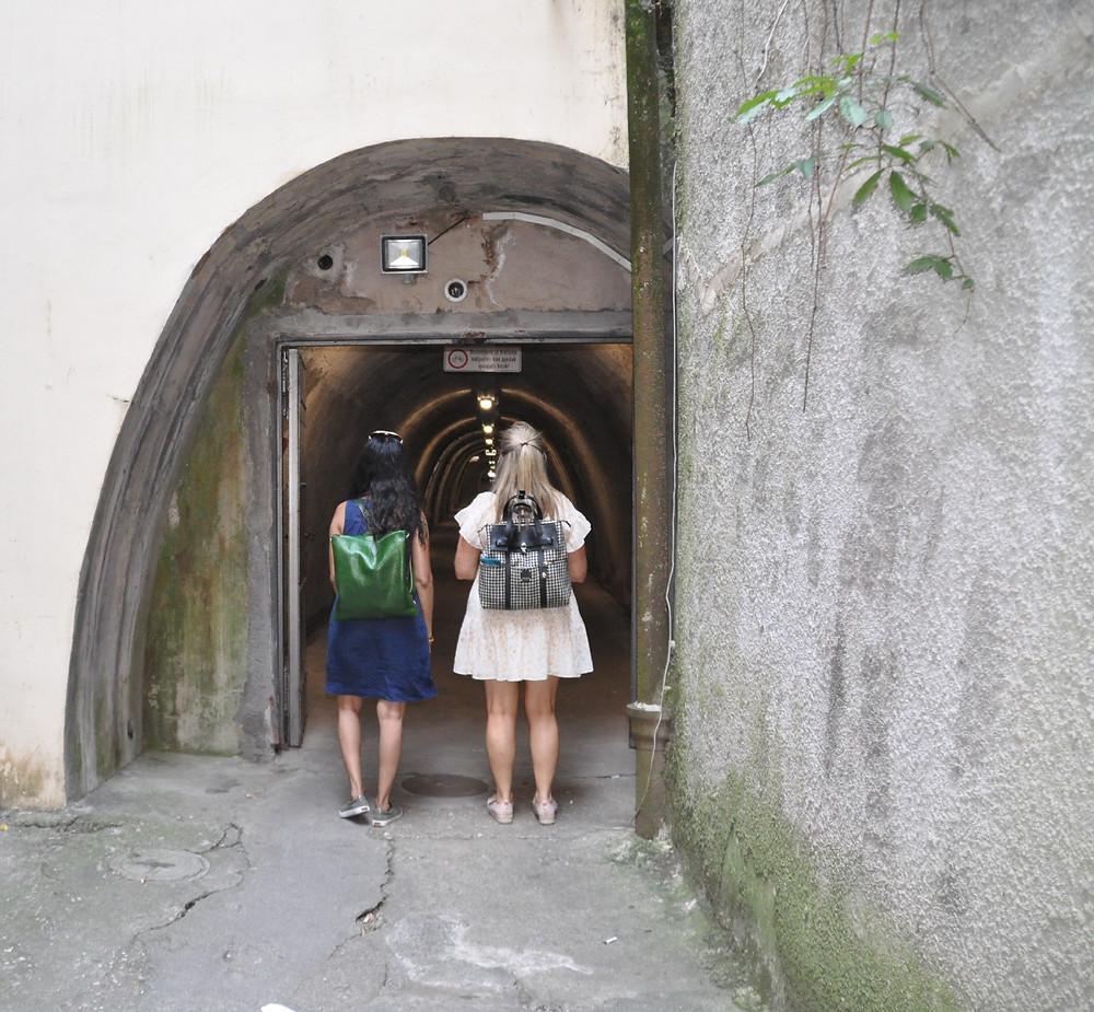 Gric Tunnel Zagreb Croatia