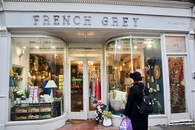 French Grey Interiors