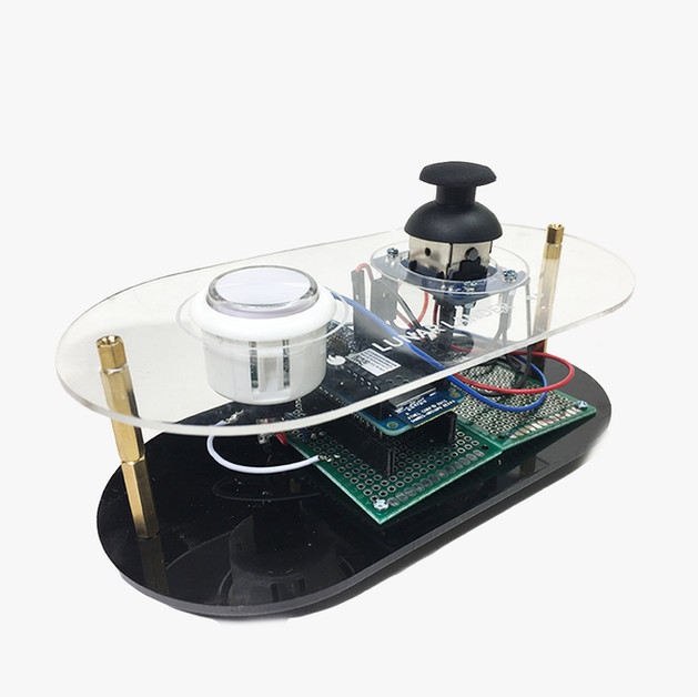 Tangible Interaction, Fabrication, Hi-fi prototype