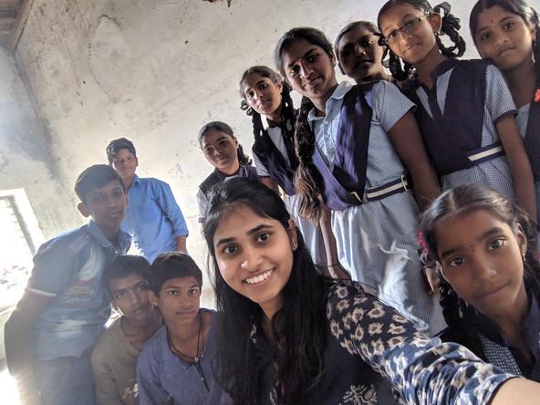 Kids from one school