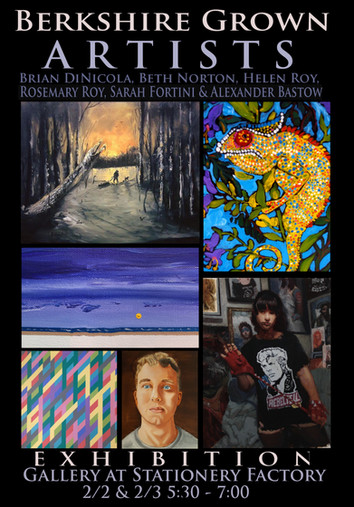 Berkshire Grown Artists Exhibition