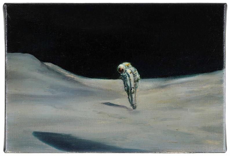 Cosmos III: It Seemed Like You Were Past Asleep