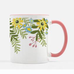 Wild Meadow mug