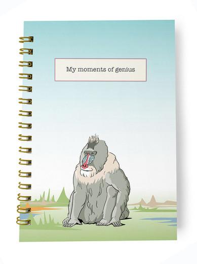 Cheeky Notebook