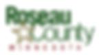 Roseau County logo