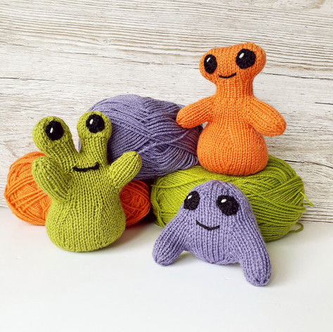 My Mini Monsters £3.50