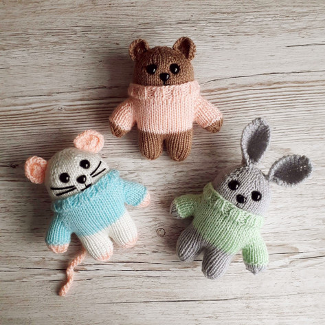 Teddy Boo and Friends £3.50