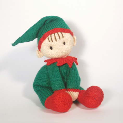 Jo-Jo Cuddle Elf
