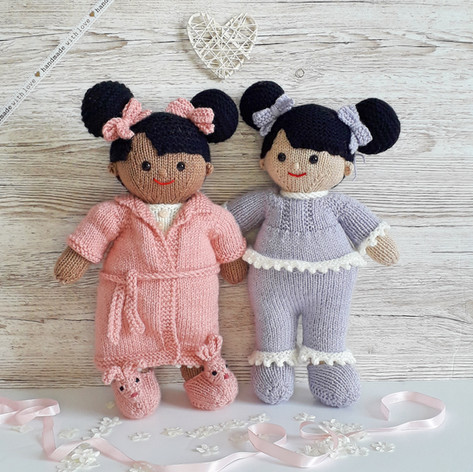 Sweet dreams Lilly and May £4.00