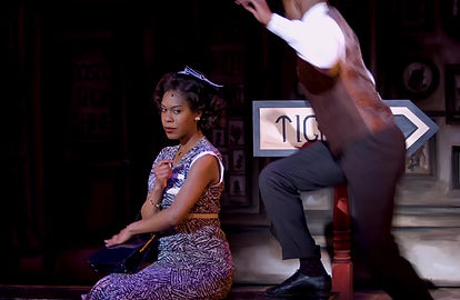 Ian Coulter-Buford in TRAV'LIN - The 1930's Harlem Musical
