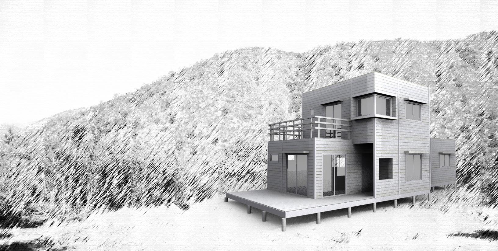 Construcci n de casas prefabricadas exclusivas for Construccion de casas bioclimaticas