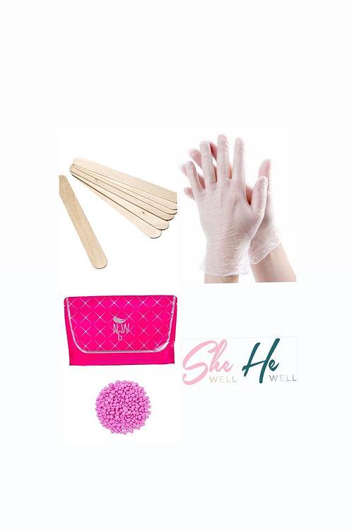 Basic Home Waxing -Kit