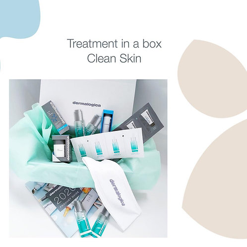 Treatment in a Box - Clean Skin