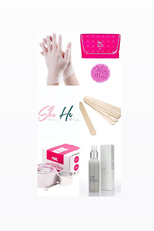 Pro Home Waxing Kit
