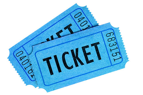 Raffle Ticket - Benefit Show