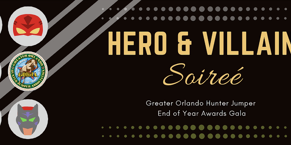 GOHJA's End of Year Awards GALA