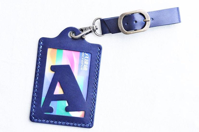 【好好縫】英文字母行李牌|皮革D.I.Y材料包