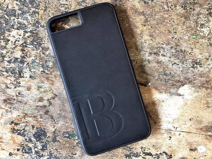 【好好縫】iPhone 頭文字電話殼|皮革D.I.Y材料包