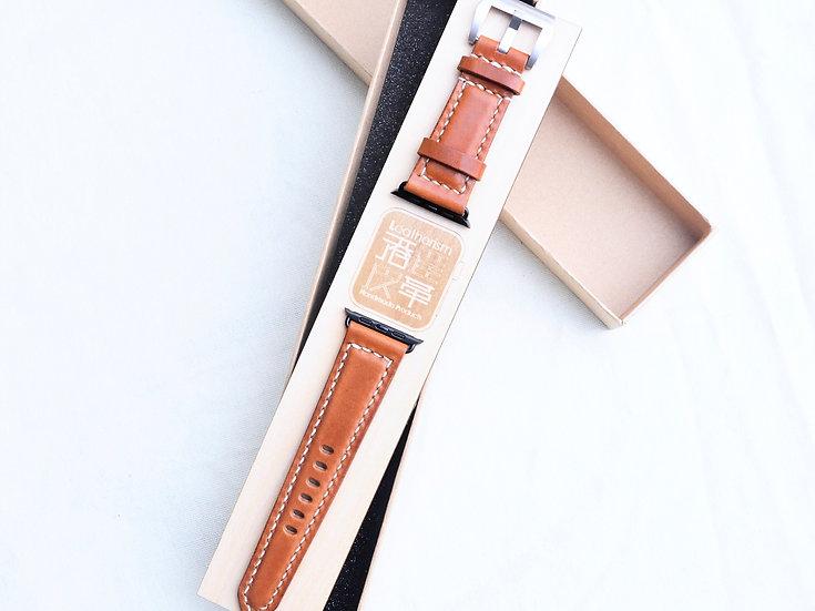 【好好縫】Apple Watch 錶帶|皮革D.I.Y材料包
