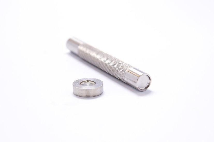 撞釘工具 (大|9mm)連底座