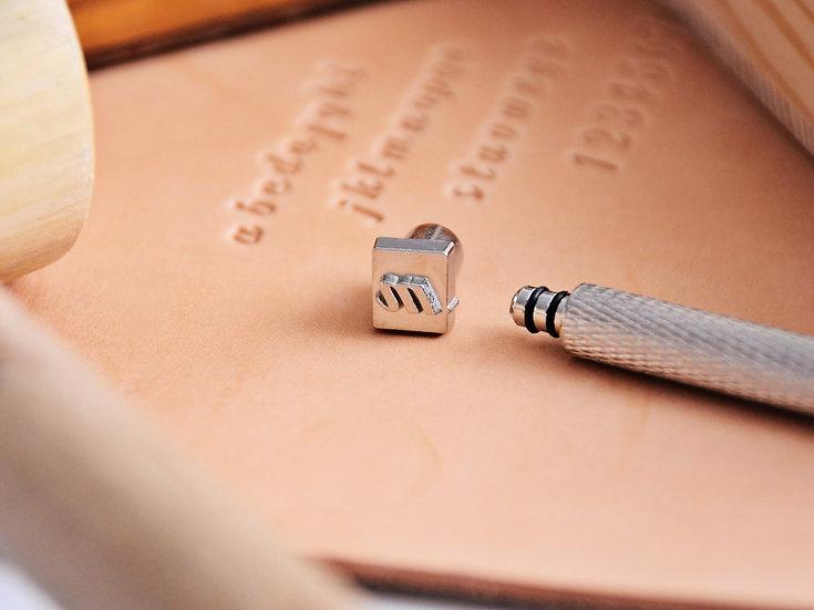 加購產品文字刻印-人手壓印