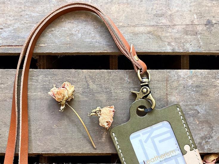 加購闊身掛頸繩(適用於掛繩款咭套/證件套)