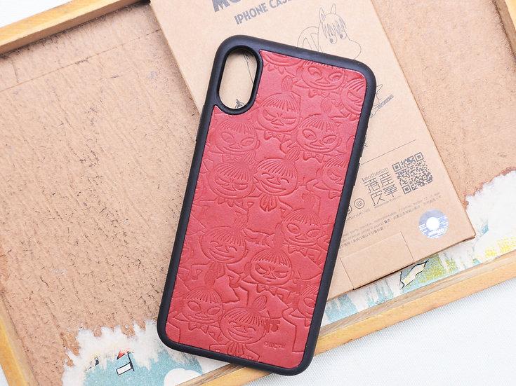 MOOMIN x 港產皮革|密舖阿美iPhone手機殼