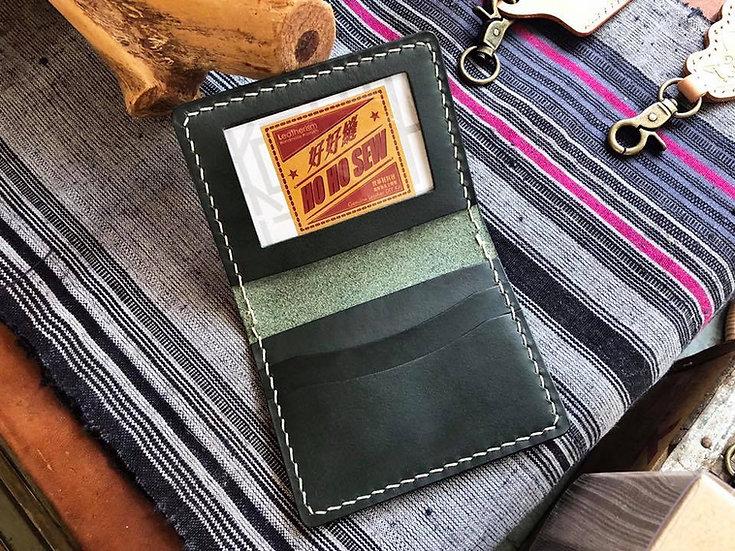 【好好縫】對摺咭套(咭位 / 相位)|皮革D.I.Y材料包