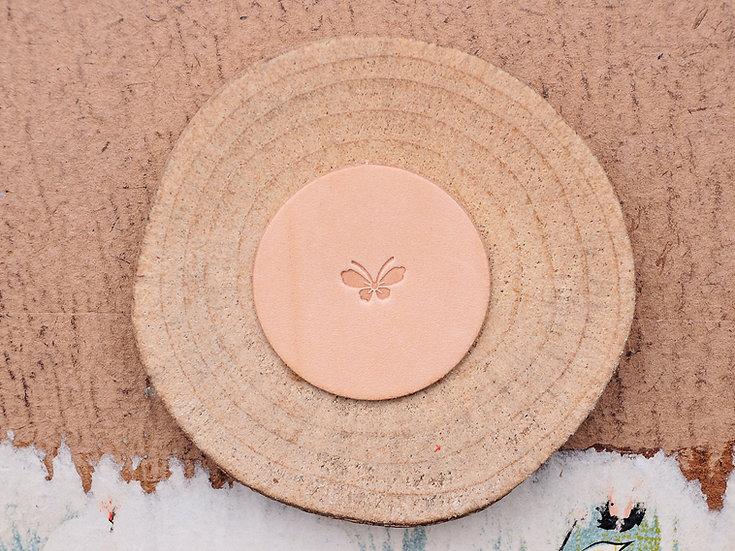 Craft Japan 皮革印花工具 E389 蝴蝶