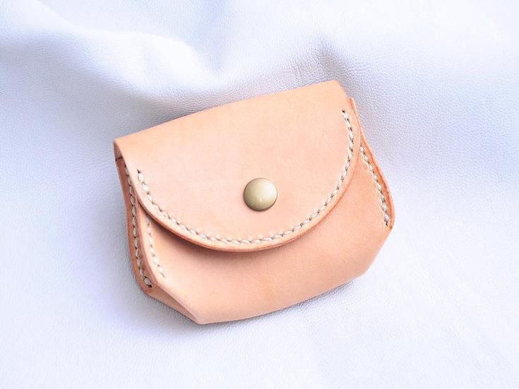 【皮革工作坊】散紙包