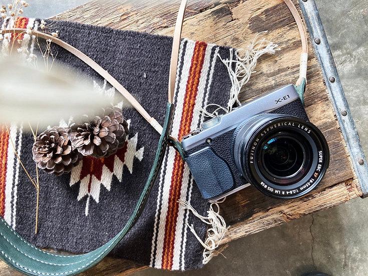 【好好縫】相機帶|皮革D.I.Y材料包