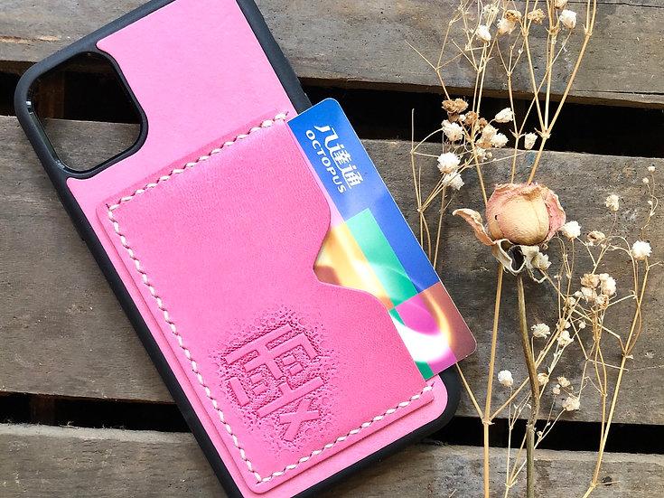 【好好縫】中文字皮雕|咭位手機殻|皮革DIY材料包