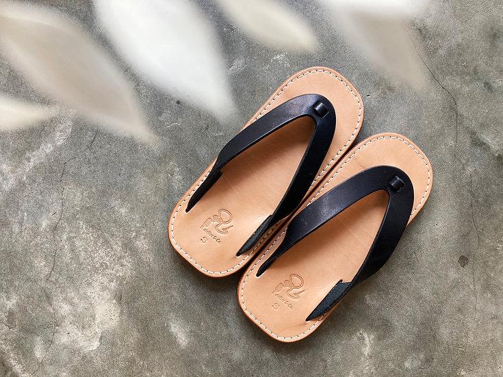 日本職人手製皮革涼鞋 - SETTA 雪駄|革サンダルキット