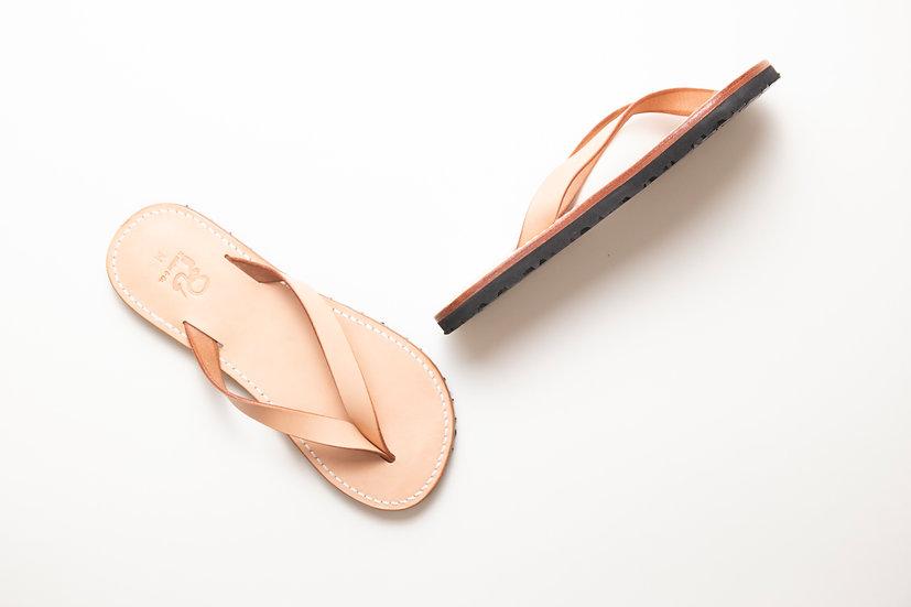 日本職人手製皮革涼鞋 - PHRA-KAEW 人字拖|革サンダルキット