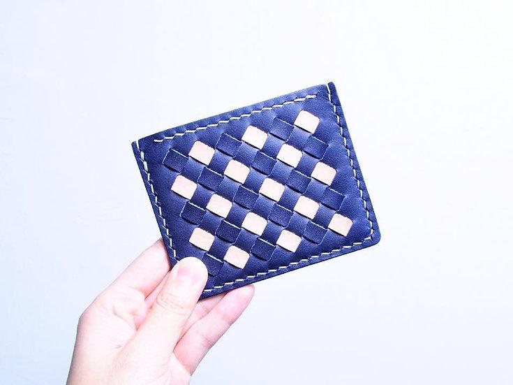 【好好縫】織皮咭套 |皮革D.I.Y材料包