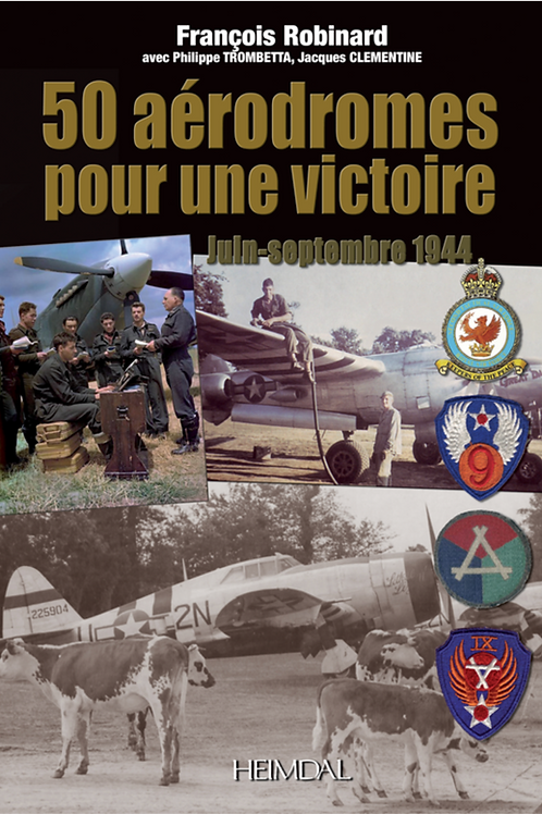 50  aérodromes  pour la  victoire