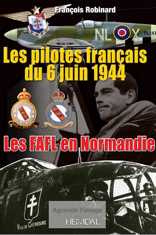 Les pilotes  français  pendant  le  débarquement