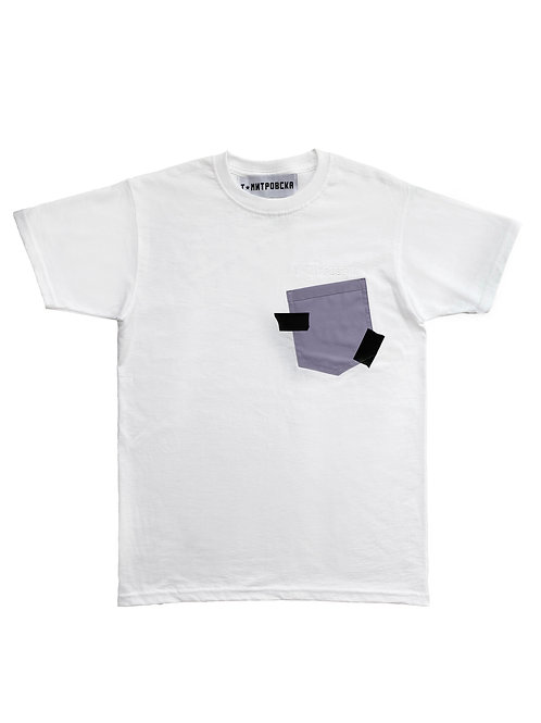 T*MITROVSKA custom pocket T-shirt
