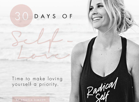 30 DAYS OF SELF LOVE